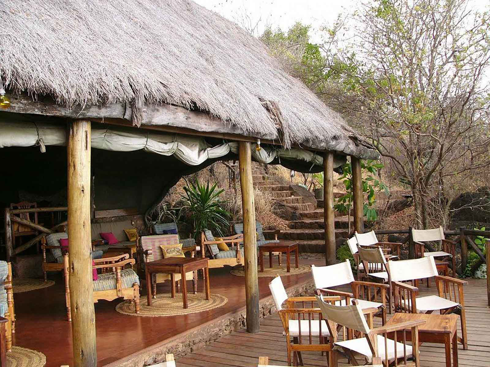 Kirurumu Tented Lodge 456