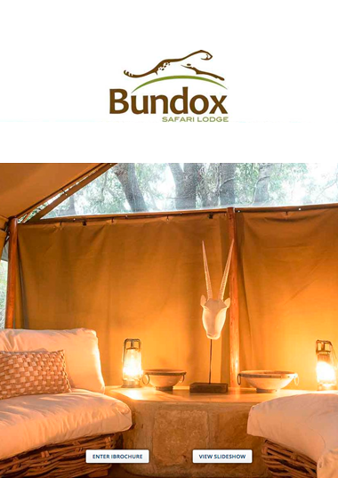 Bundox Safari Lodge Wetu Online Brochure