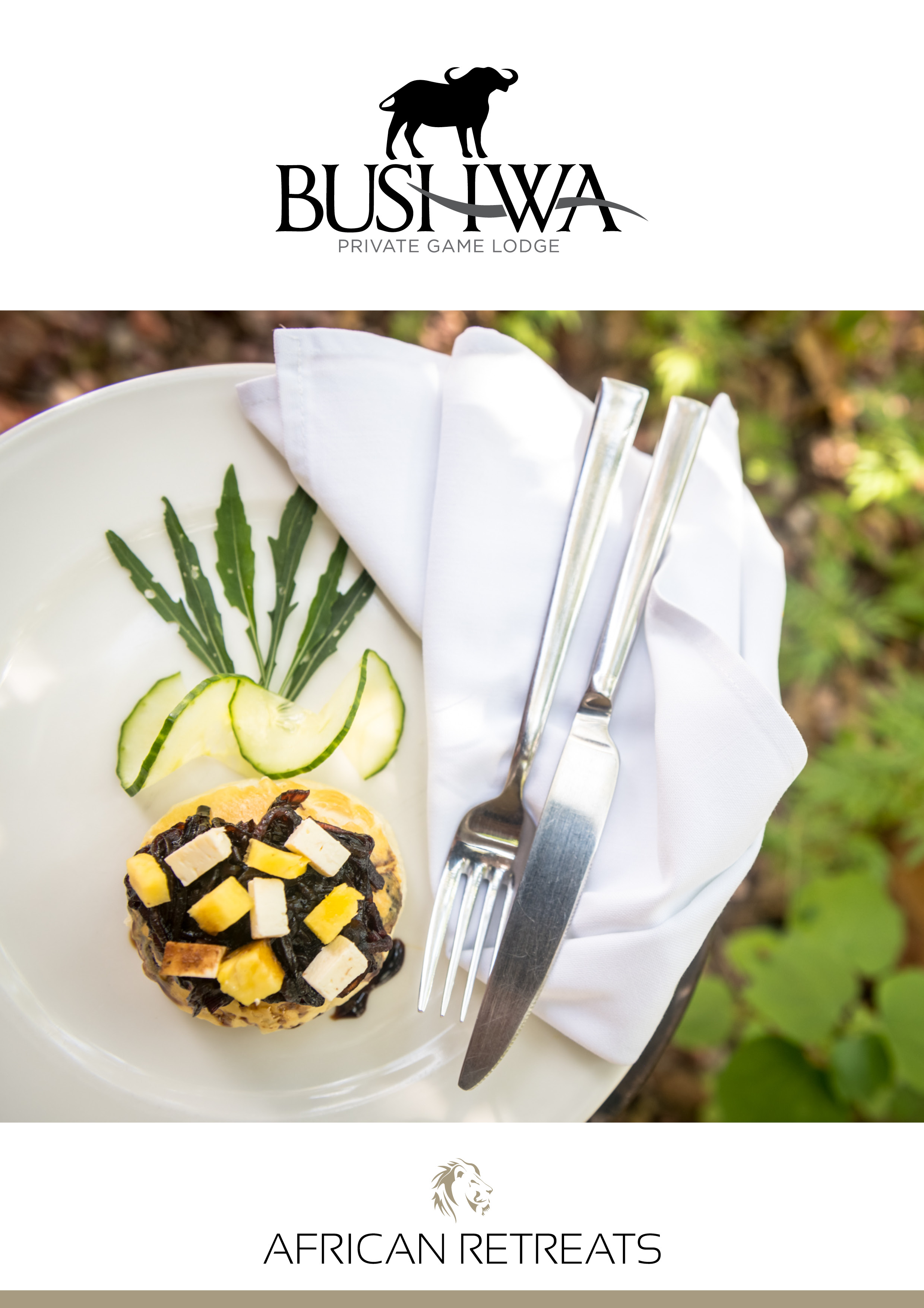 Bushwa Game Lodge Wetu Online Brochure