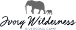 Ivory Wilderness Riversong Camp Logo