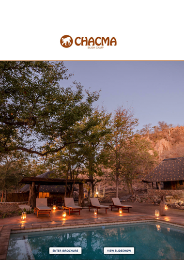 Chacma Bush Camp Wetu Online Brochure