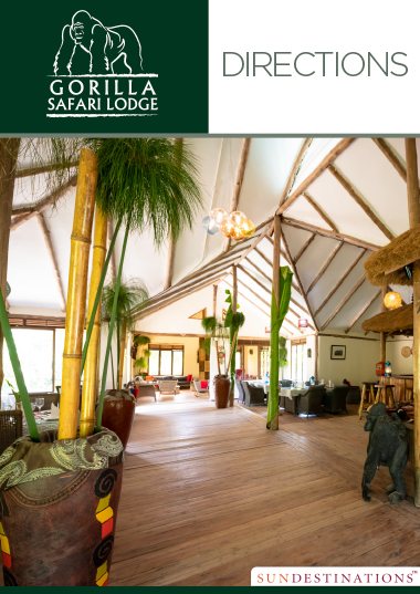 Gorilla Safari Lodge Directions