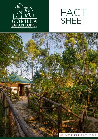 Gorilla Safari Lodge Fact Sheet