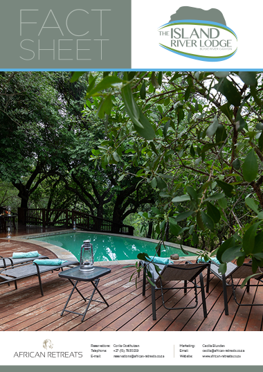 The Island River Lodge Fact Sheet