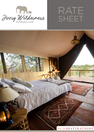 Ivory Wilderness Riversong Camp Rates