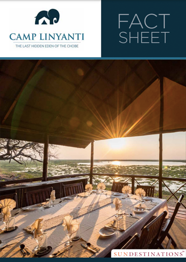 Camp Linyanti Fact Sheet