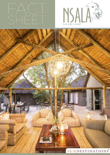 Nsala Safari Camp Fact Sheet