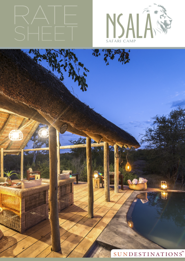 Nsala Safari Camp Rates