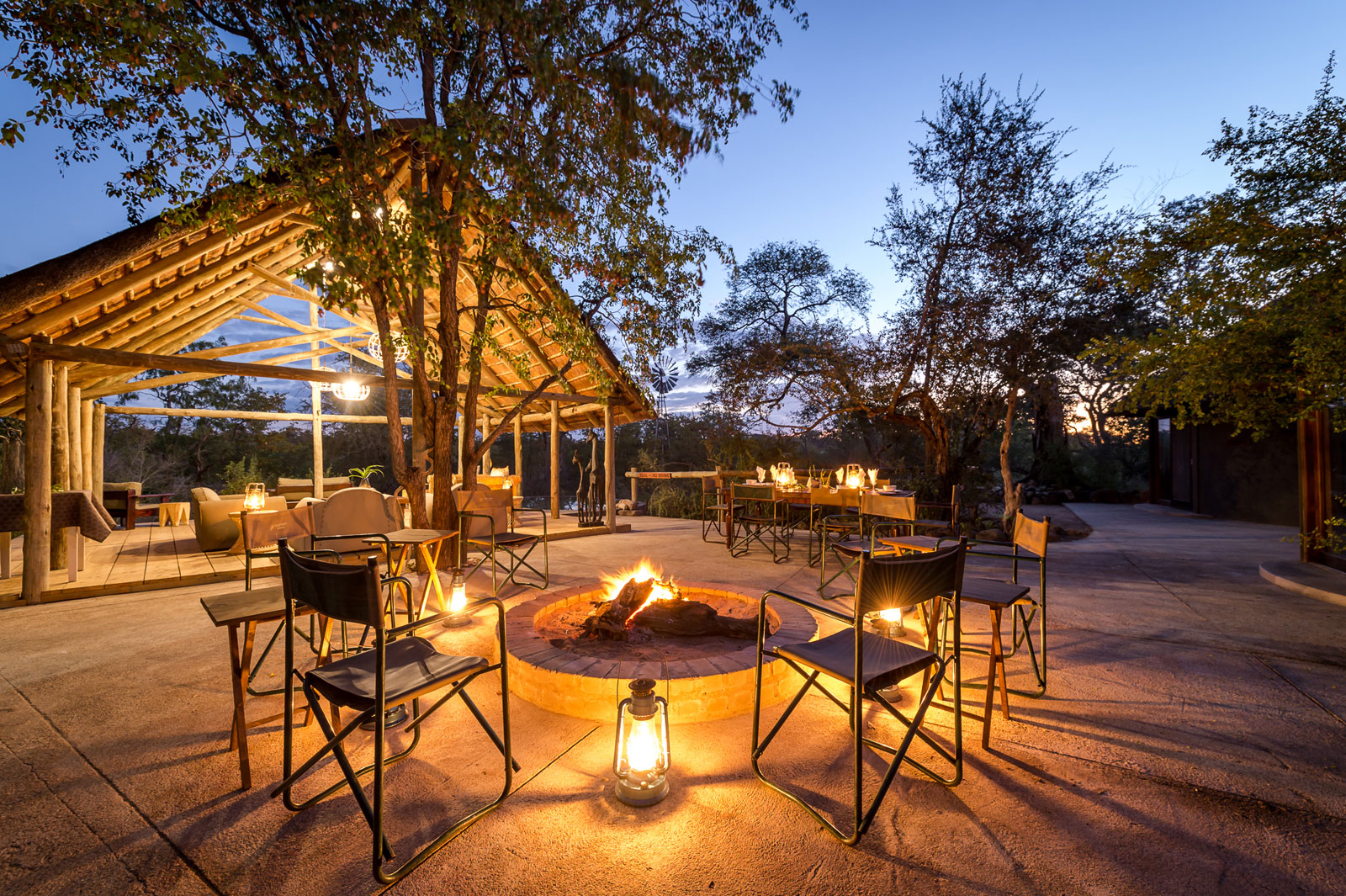 Nsala Safari Camp