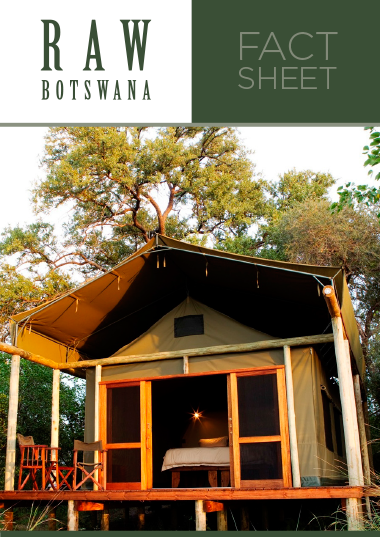 Raw Botswana Fact Sheet