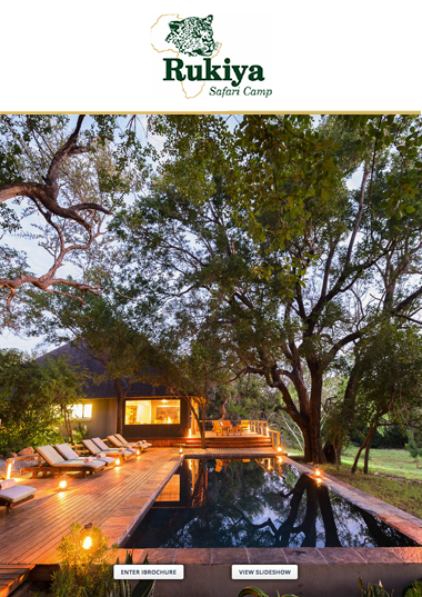Rukiya Safari Camp Wetu Online Brochure