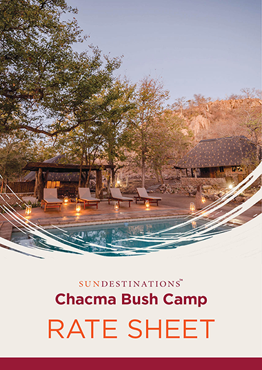 Chacma Bush Camp Rates