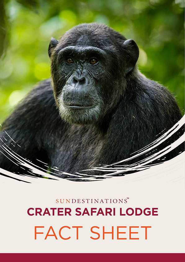Crater Safari Lodge Fact Sheet