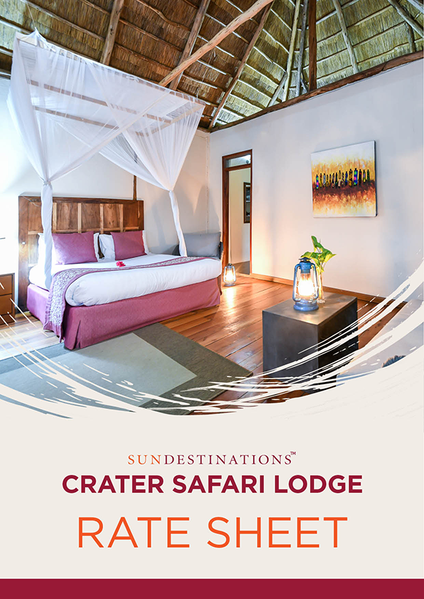 Crater Safari Lodge Rates