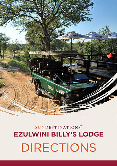 Ezulwini Billys Lodge Directions