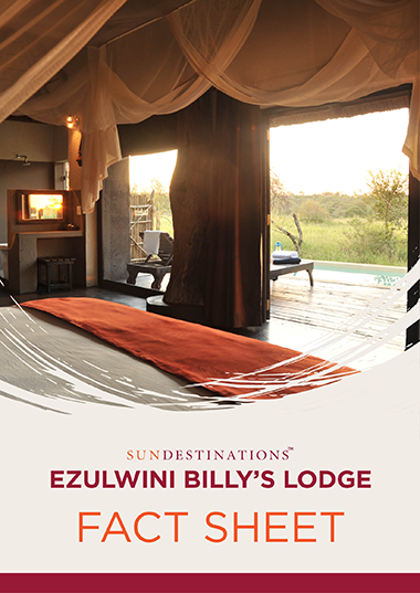 Ezulwini Billys Lodge Fact Sheet