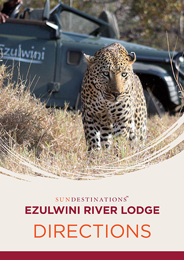 Ezulwini River Lodge Directions