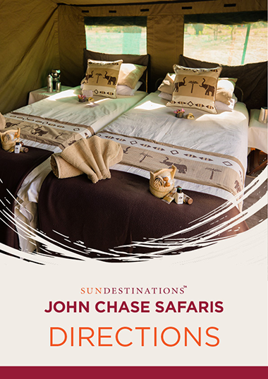 John Chase Safaris Directions