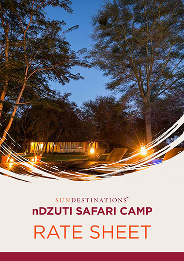 nDzuti Safari Camp Rates