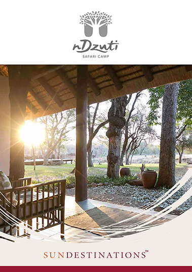nDzuti Safari Camp Wetu Online Brochure