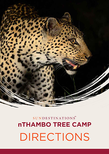 nThambo Tree Camp Directions