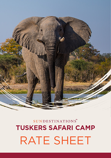 Tuskers Bush Camp Rates