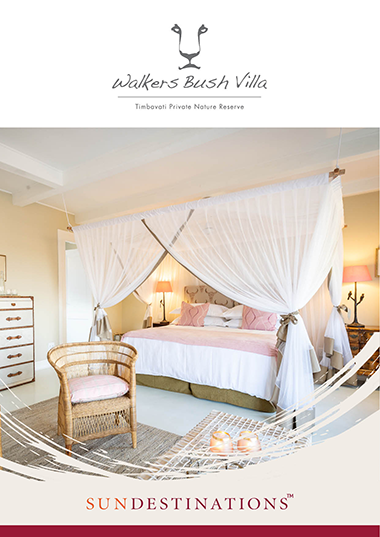 Walkers Bush Villa Wetu Online Brochure