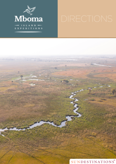 Xaxaba Mobile Camp Directions