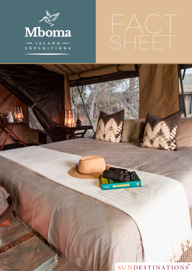 Xaxaba Mobile Camp Fact Sheet