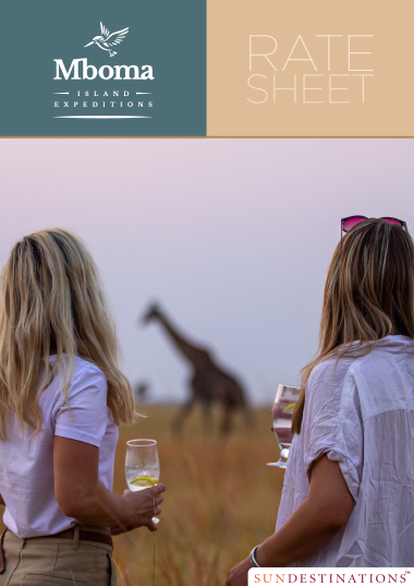 Xaxaba Mobile Camp Rates