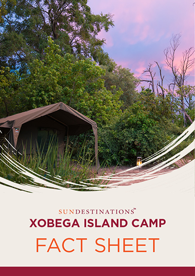 Xobega Island Camp Fact Sheet