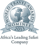 Leading Safari Company - Nominee Logo 2013
