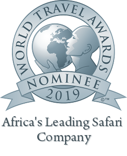 Leading Safari Company - Nominee Logo 2019