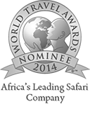 Leading Safari Company - Nominee Logo 2014