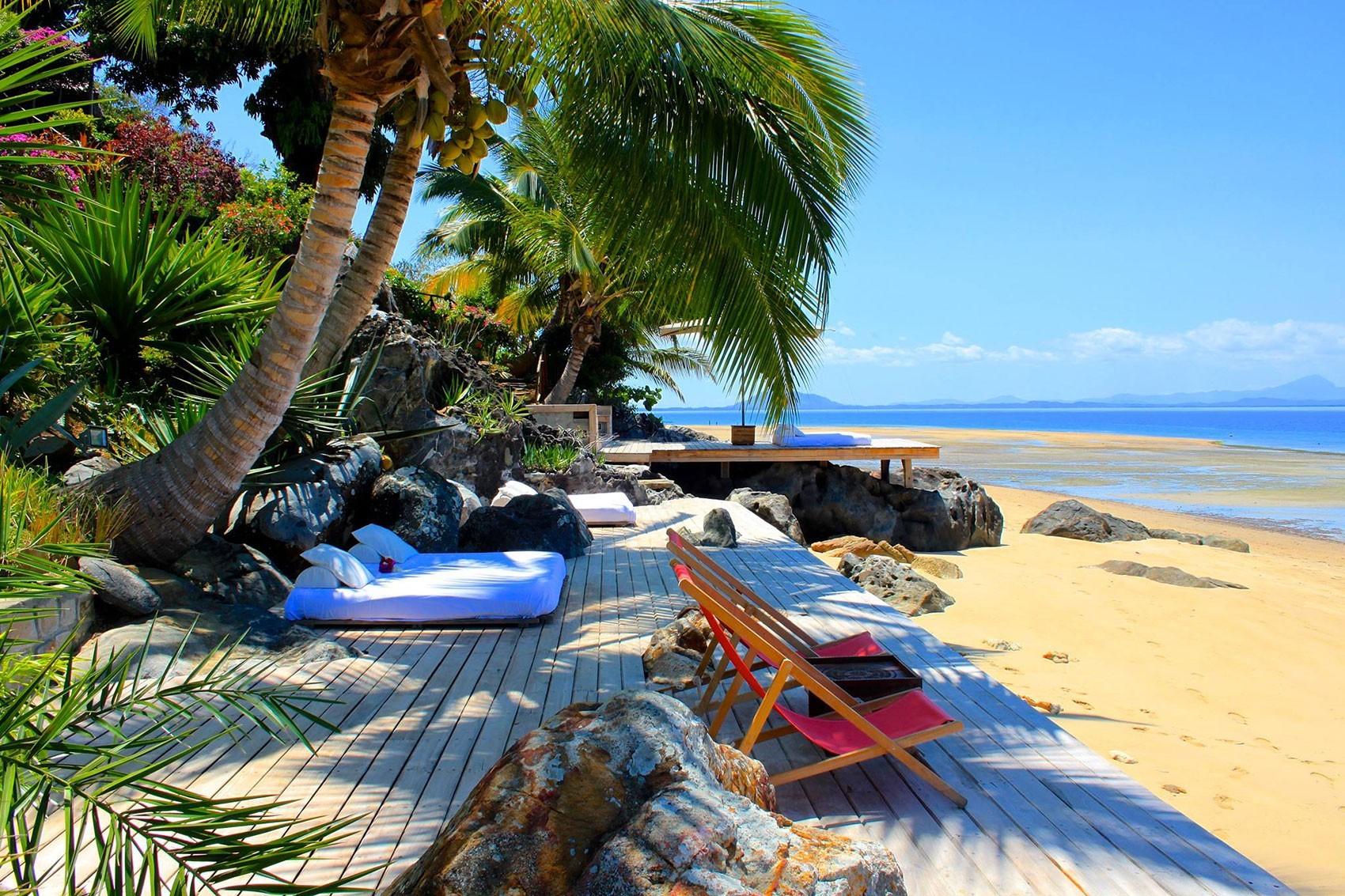 Ecolodge Hotel On Sun Island
