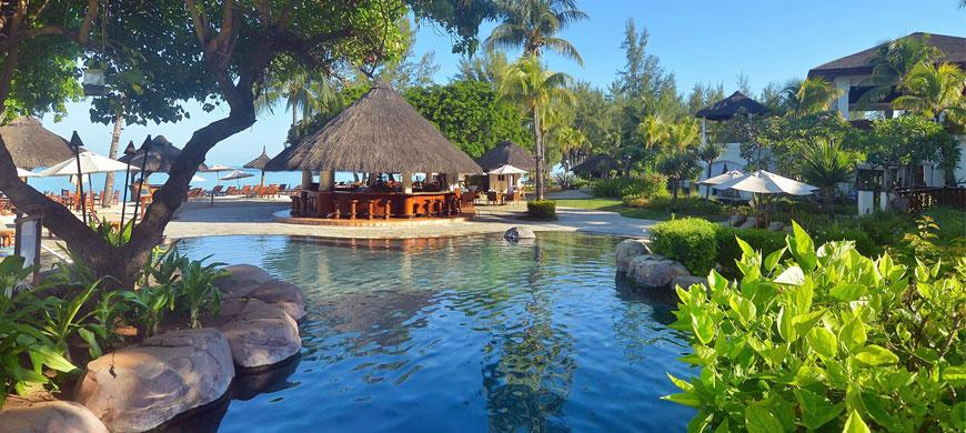 Mauritius Hilton Hotel Spa