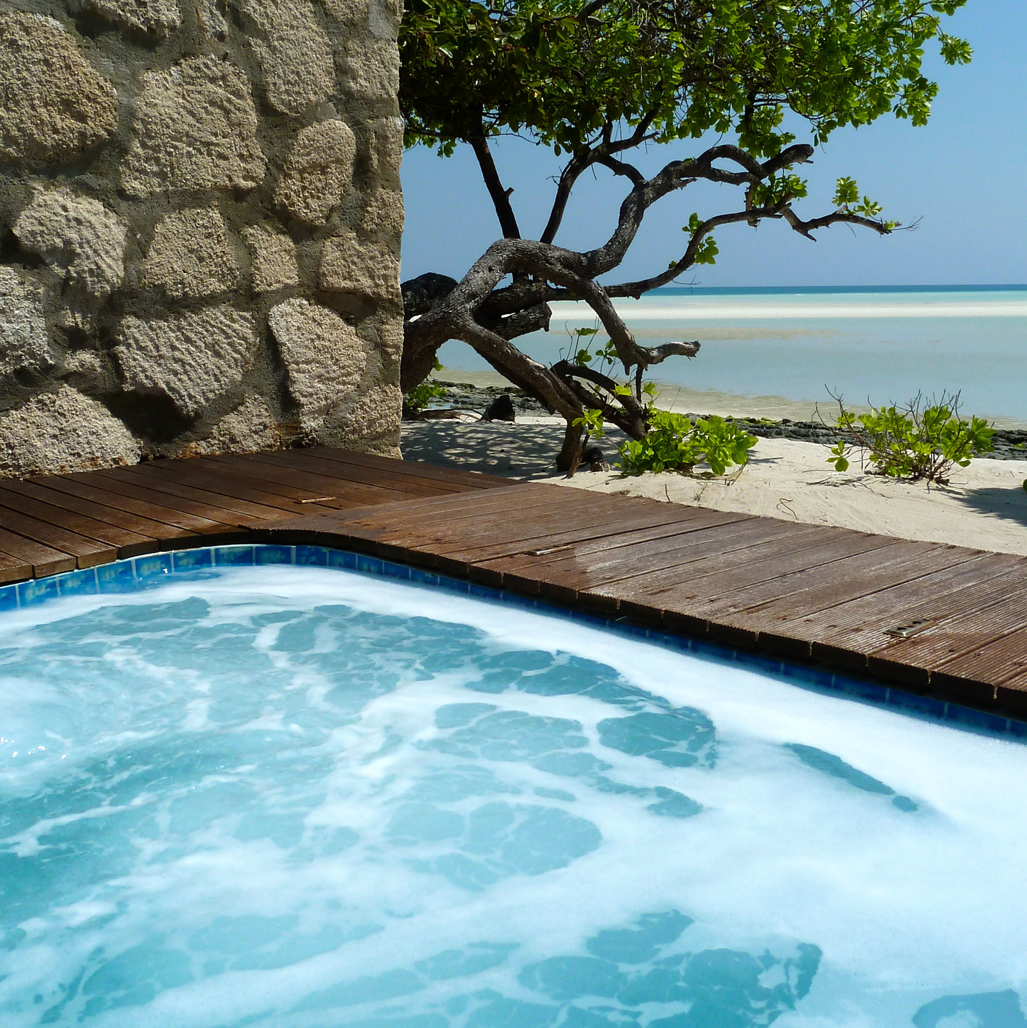 Private Island Beaches: Medjumbe Private Island