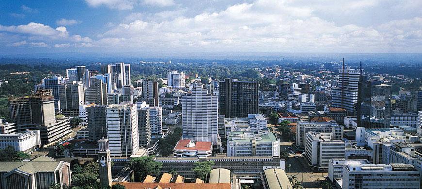 mapping urban landscapes in nairobi kenya