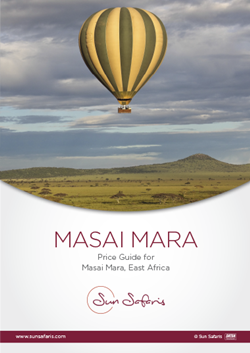 Masai Mara Price Guide