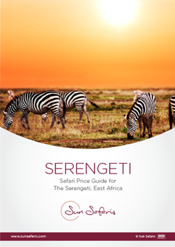 Serengeti Price Guide
