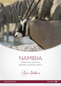 Namibia Price Guide