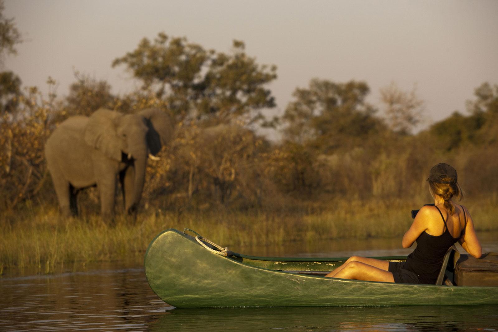 Selinda Explorer Camp Sun Safaris