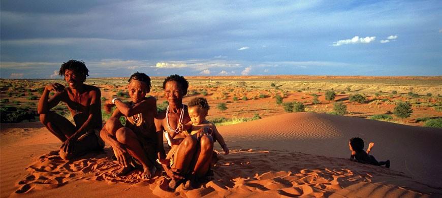 The Kalahari | Sun Safaris