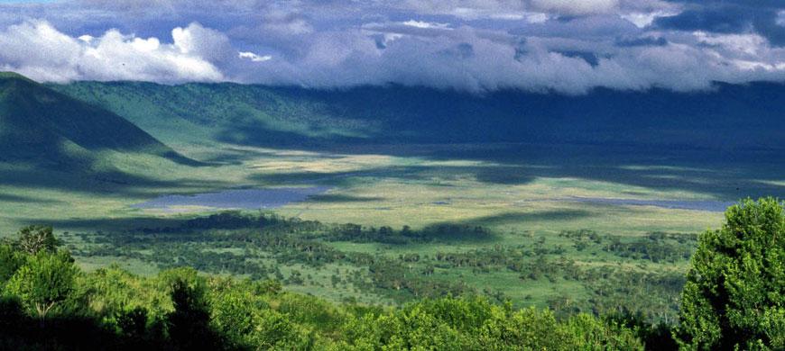 Ngorongoro Crater Sun Safaris