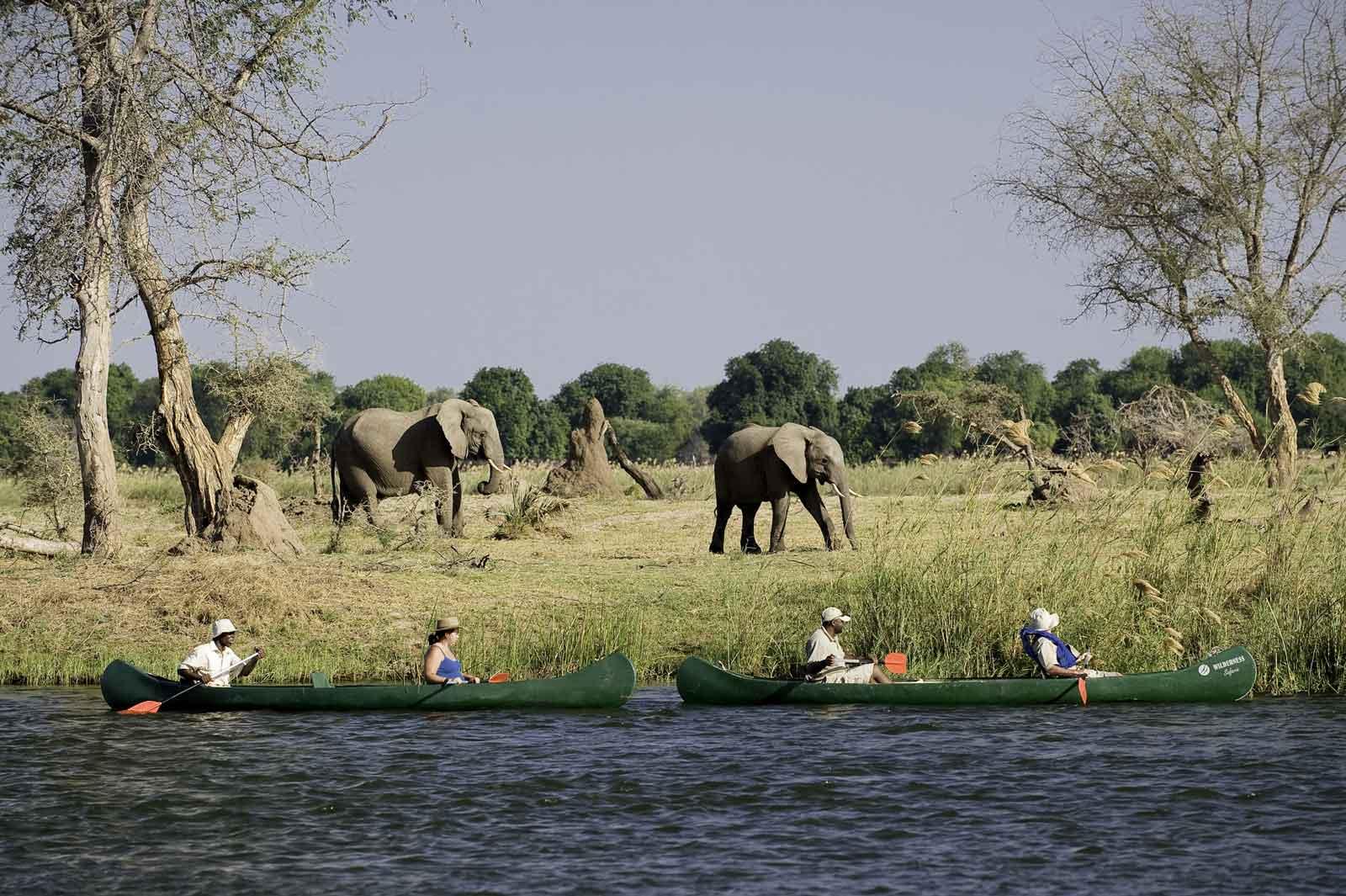 Mana Pools Sun Safaris
