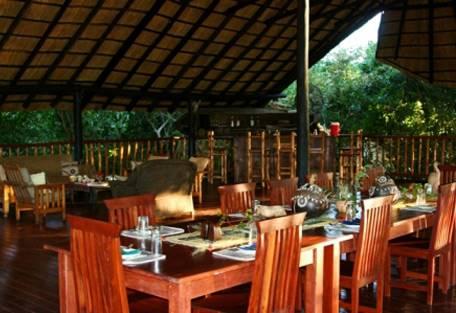 Vundu Tented Camp Sun Safaris