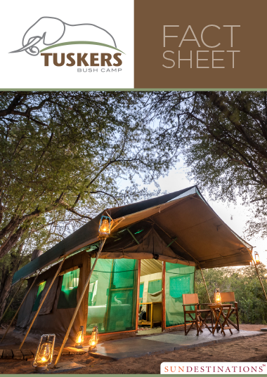 Tuskers Bush Camp Fact Sheet